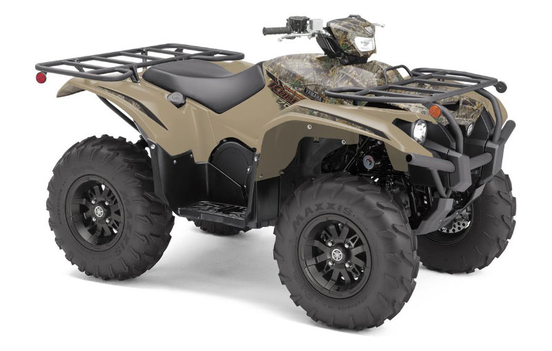 2021 Yamaha Kodiak 700 EPS in Danbury, Connecticut - Photo 2