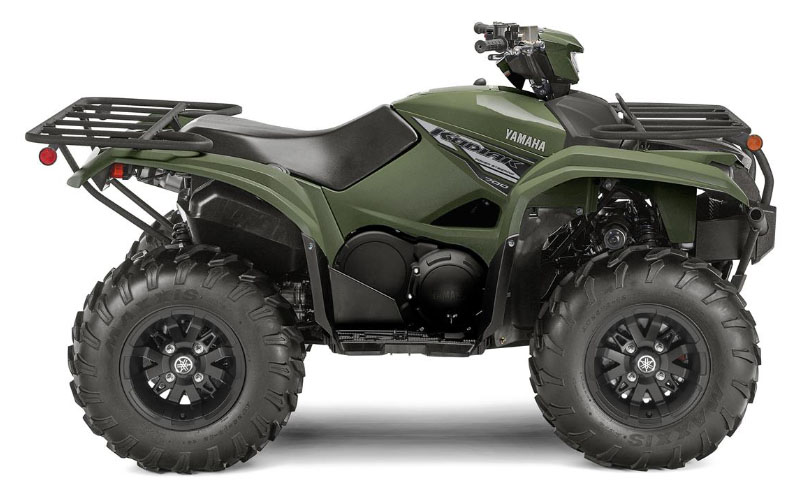 2021 Yamaha Kodiak 700 EPS in Danville, West Virginia - Photo 1