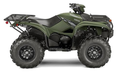 2021 Yamaha Kodiak 700 EPS in Brilliant, Ohio