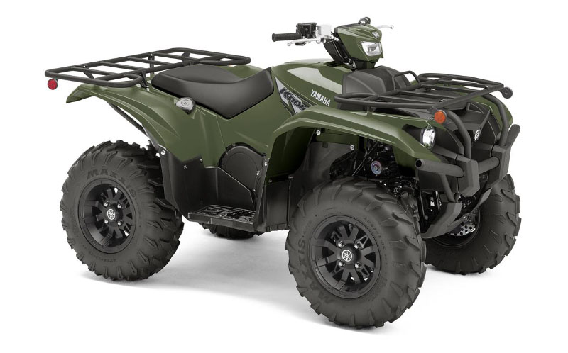 2021 Yamaha Kodiak 700 EPS in Shawnee, Oklahoma - Photo 2