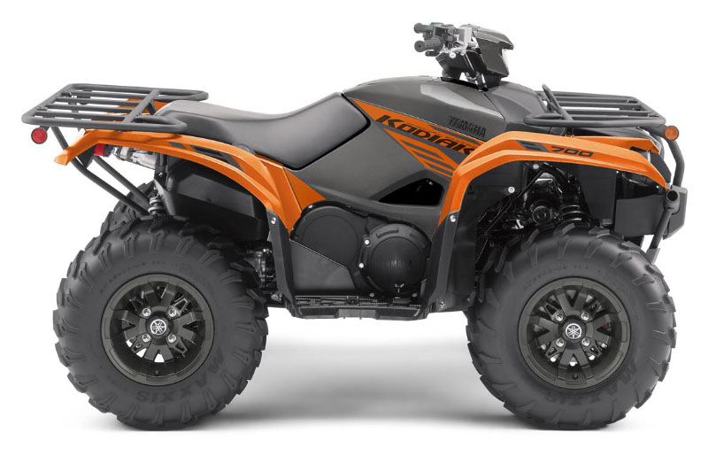 2021 Yamaha Kodiak 700 EPS SE in Danville, West Virginia - Photo 1