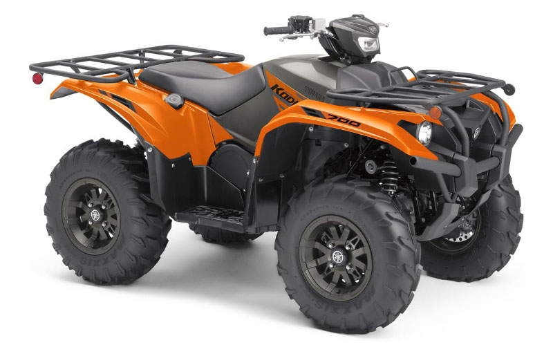 2021 Yamaha Kodiak 700 EPS SE in Kenner, Louisiana - Photo 2