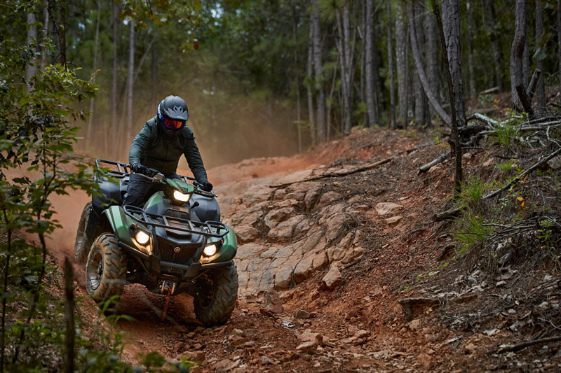 2021 Yamaha Kodiak 700 EPS SE in Cumberland, Maryland - Photo 6