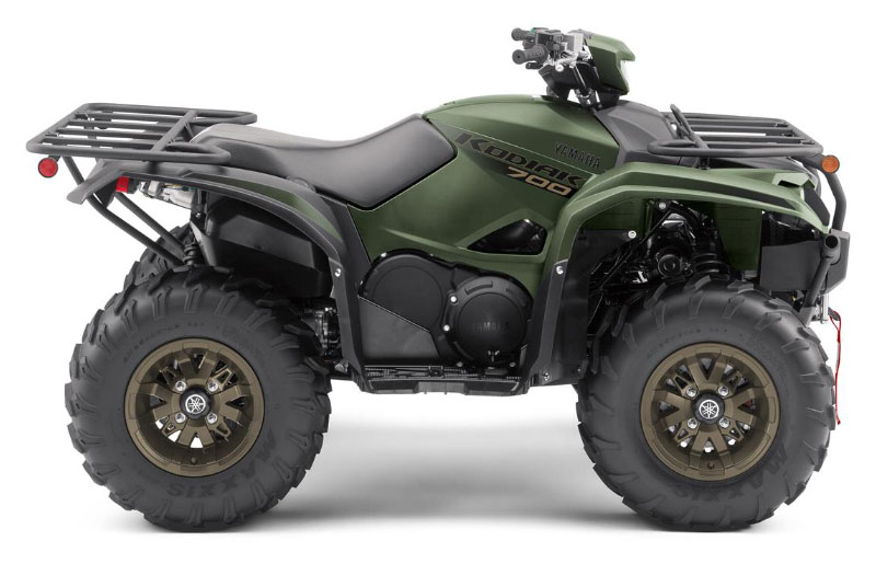 2021 Yamaha Kodiak 700 EPS SE in Trego, Wisconsin - Photo 1