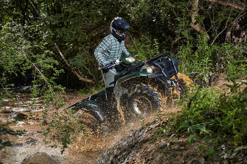 2021 Yamaha Kodiak 700 EPS SE in Appleton, Wisconsin - Photo 4