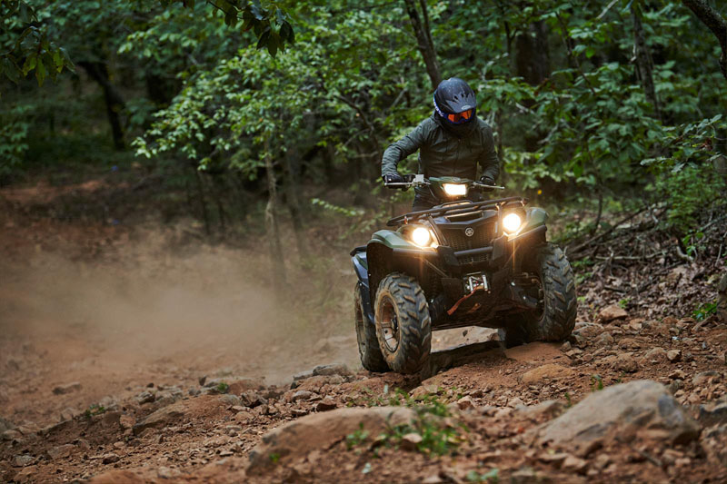 2021 Yamaha Kodiak 700 EPS SE in Trego, Wisconsin - Photo 7