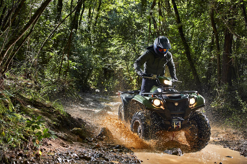 2021 Yamaha Kodiak 700 EPS SE in Appleton, Wisconsin - Photo 3