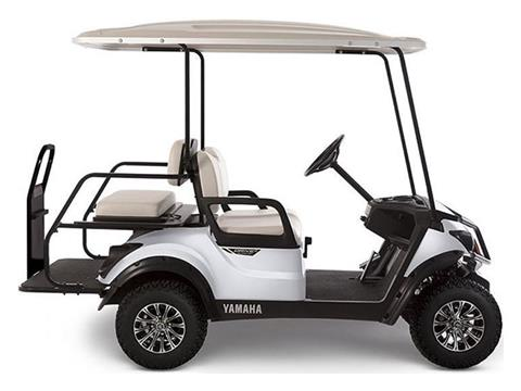 2020 Yamaha Adventurer Sport 2+2 (AC Electric) in Shawnee, Oklahoma