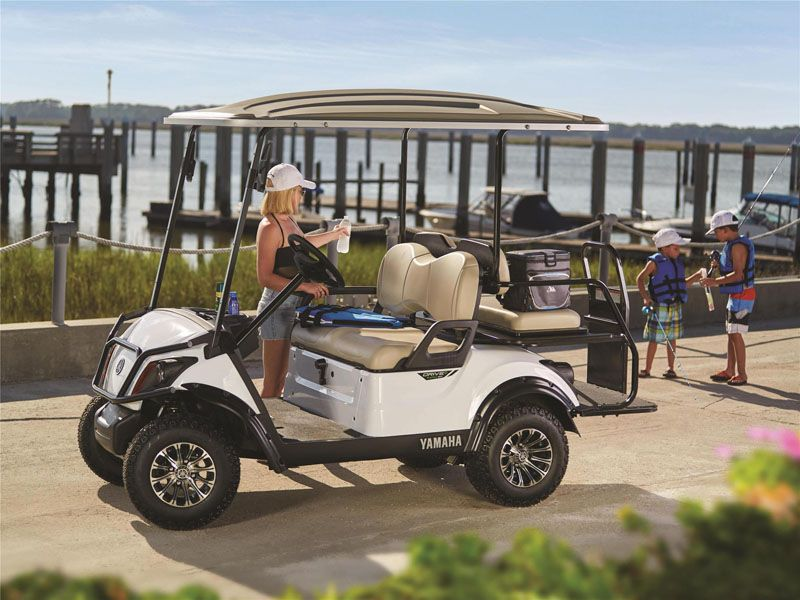 2021 Yamaha Adventurer Sport 2+2 QuieTech EFI in Fernandina Beach, Florida - Photo 3