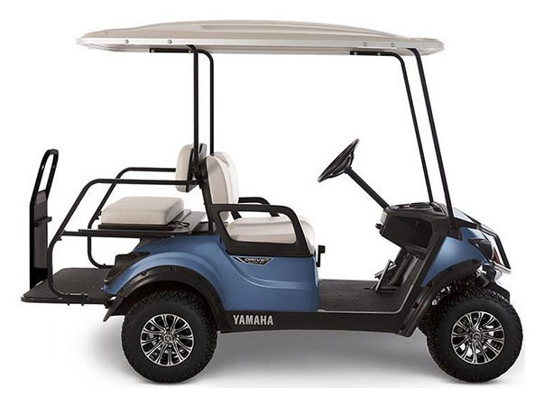 2021 Yamaha Adventurer Sport 2+2 QuieTech EFI in Fernandina Beach, Florida - Photo 1