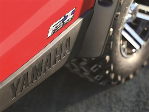 2021 Yamaha Adventurer Sport 2+2 QuieTech EFI in Fernandina Beach, Florida - Photo 8
