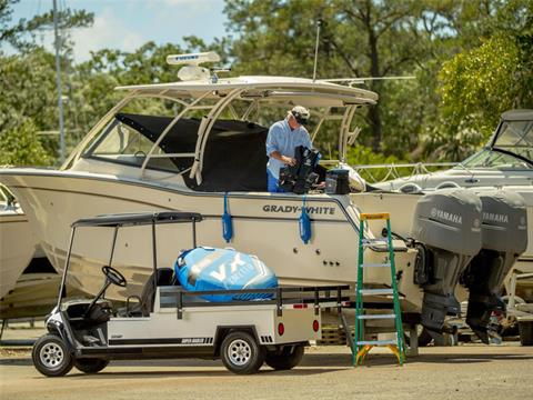 2021 Yamaha Adventurer Super Hauler EFI in Fernandina Beach, Florida - Photo 5