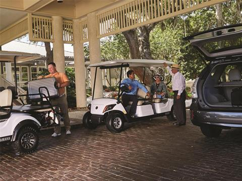 2020 Yamaha Concierge 4 (AC Electric) in Okeechobee, Florida - Photo 3
