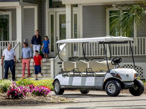2020 Yamaha Concierge 6 (AC Electric) in Okeechobee, Florida - Photo 2