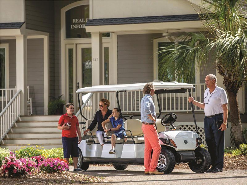2020 Yamaha Concierge 6 (AC Electric) in Okeechobee, Florida - Photo 3