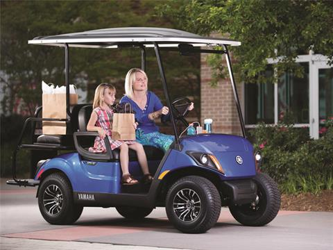 2021 Yamaha Drive2 PTV QuieTech EFI in Shawnee, Oklahoma - Photo 11