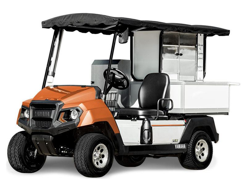 2021 Yamaha Umax Bistro Deluxe EFI in Jesup, Georgia - Photo 2