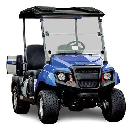 2020 Yamaha Umax Bistro Deluxe (Gas EFI) in Hendersonville, North Carolina - Photo 1