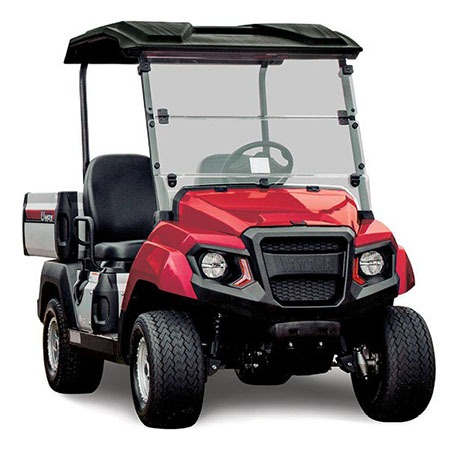 2020 Yamaha Umax Bistro Deluxe (Gas EFI) in Ishpeming, Michigan
