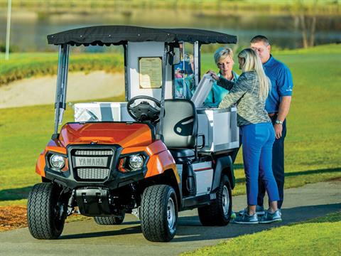 2020 Yamaha Umax Bistro Deluxe (Gas EFI) in Okeechobee, Florida - Photo 3