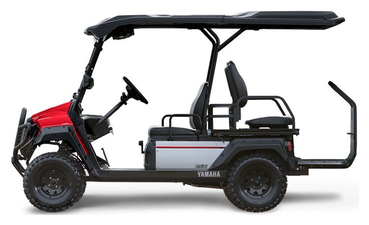 2020 Yamaha Umax Rally 2+2 (AC) in Shawnee, Oklahoma - Photo 1