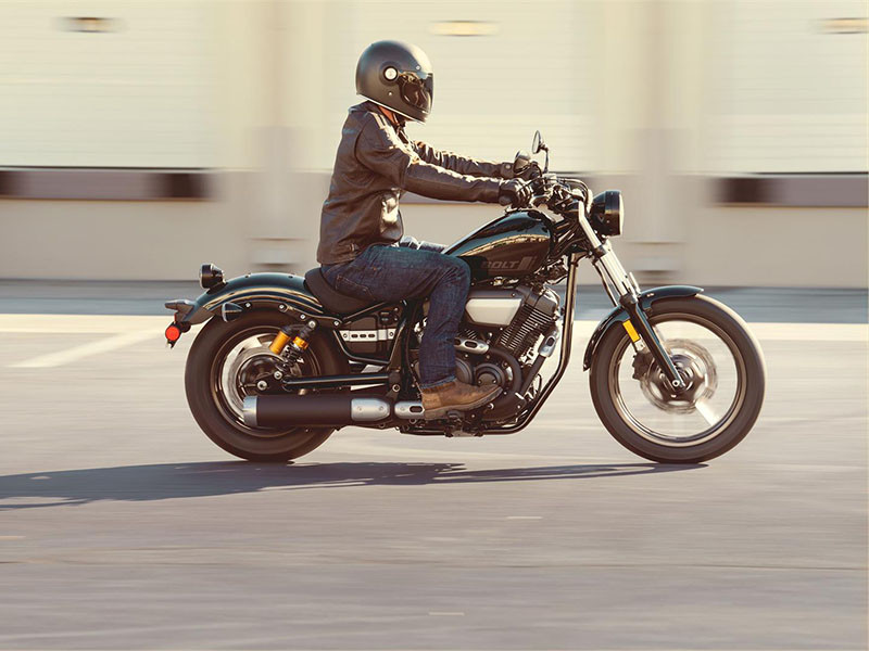 2021 Yamaha Bolt R-Spec in Mio, Michigan - Photo 15