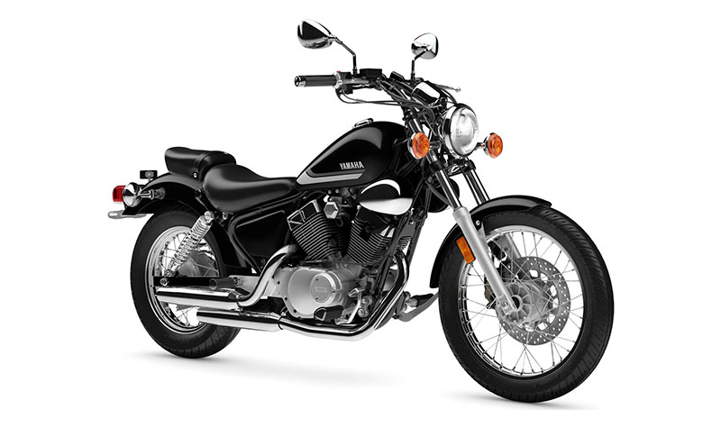 2021 Yamaha V Star 250 in San Jose, California - Photo 3