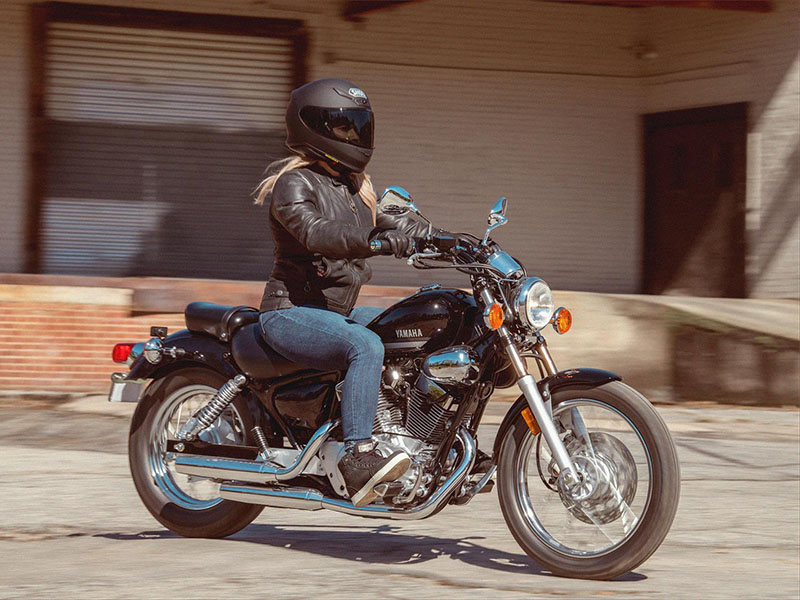 2021 Yamaha V Star 250 in San Jose, California - Photo 11