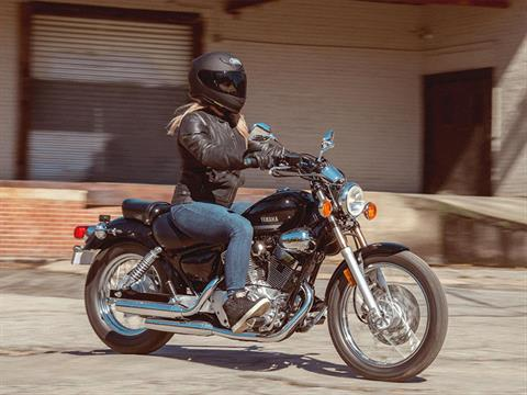 2021 Yamaha V Star 250 in Zephyrhills, Florida - Photo 11