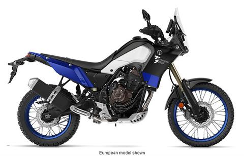 2021 Yamaha Ténéré 700 in Derry, New Hampshire