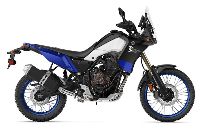 2021 Yamaha Ténéré 700 in Lewiston, Maine - Photo 1