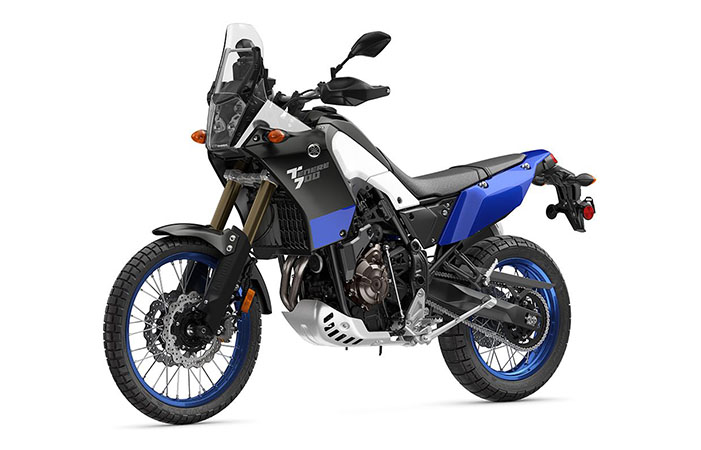 2021 Yamaha Ténéré 700 in Danbury, Connecticut - Photo 4