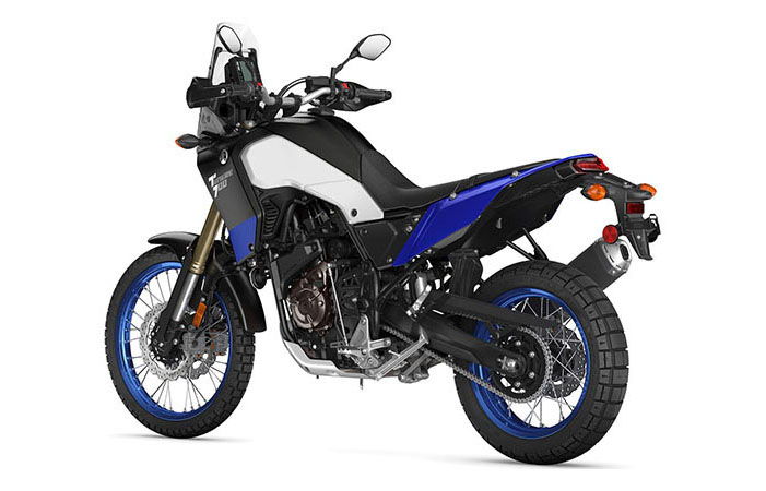 2021 Yamaha Ténéré 700 in Danbury, Connecticut - Photo 6