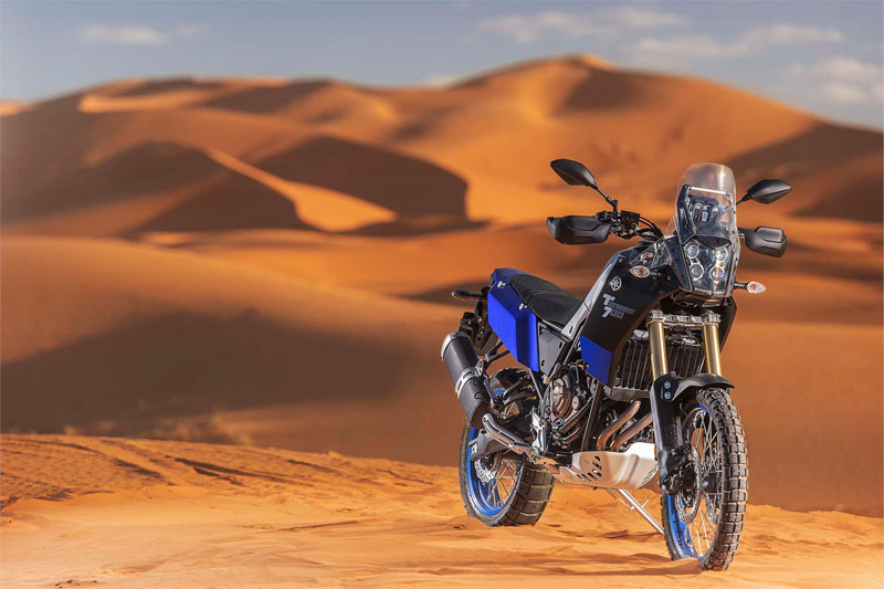 2021 Yamaha Ténéré 700 in Lewiston, Maine - Photo 8
