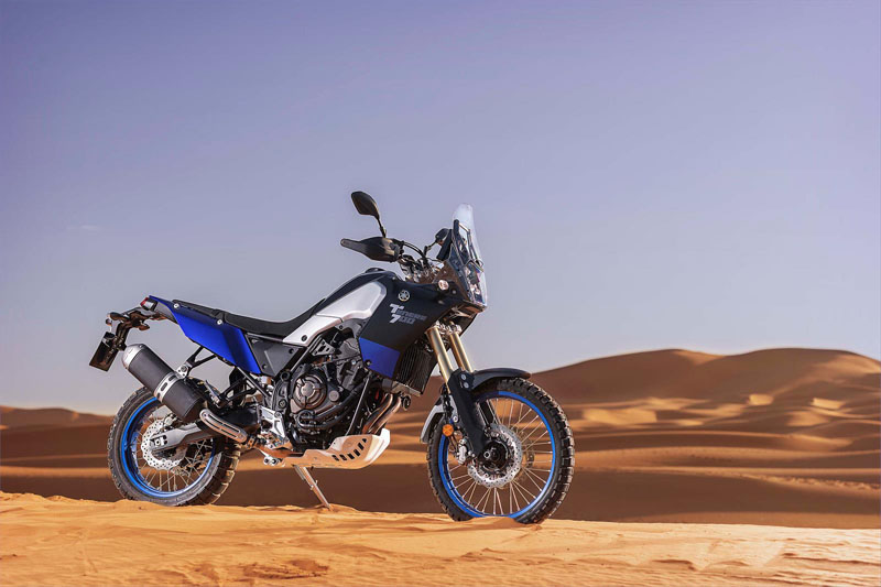 2021 Yamaha Ténéré 700 in Lewiston, Maine - Photo 9