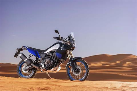 2021 Yamaha Ténéré 700 in Danbury, Connecticut - Photo 9