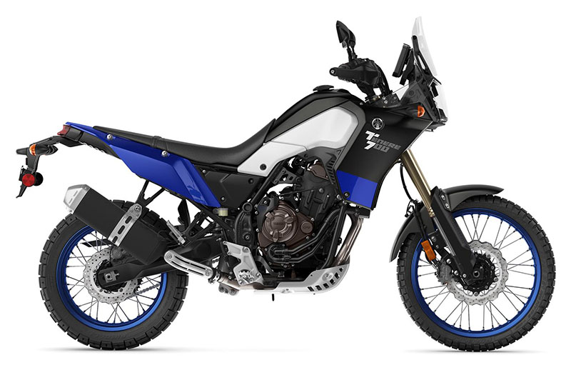 2021 Yamaha Ténéré 700 in Billings, Montana - Photo 1