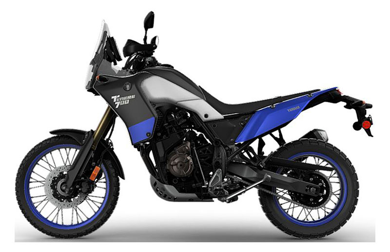 2021 Yamaha Ténéré 700 in Zephyrhills, Florida - Photo 2
