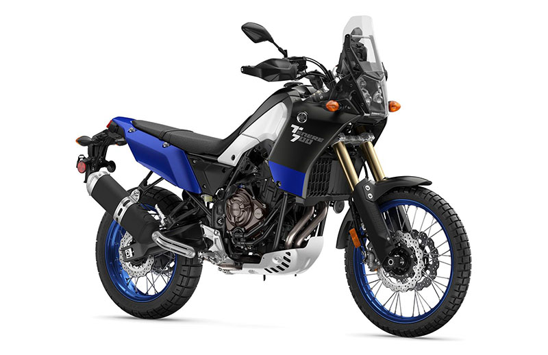2021 Yamaha Ténéré 700 in Zephyrhills, Florida - Photo 3