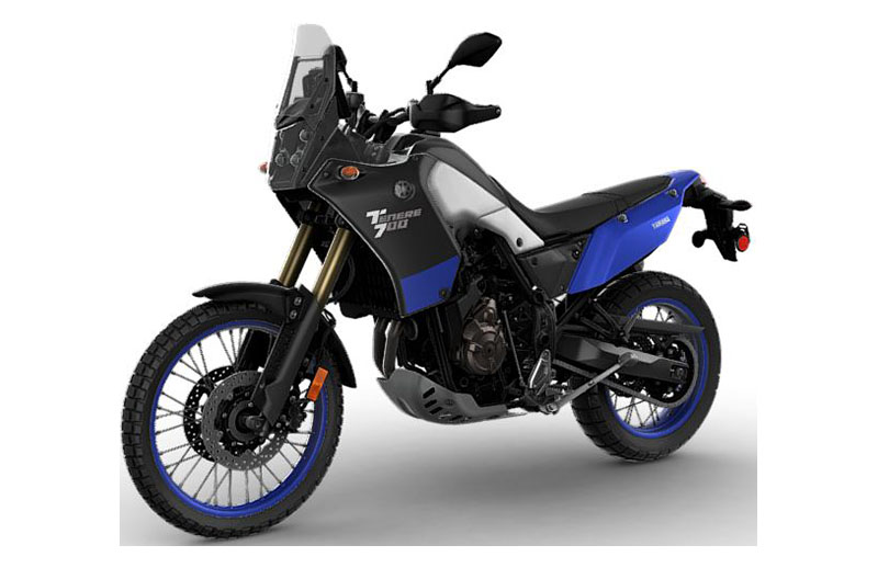 2021 Yamaha Ténéré 700 in Zephyrhills, Florida - Photo 4