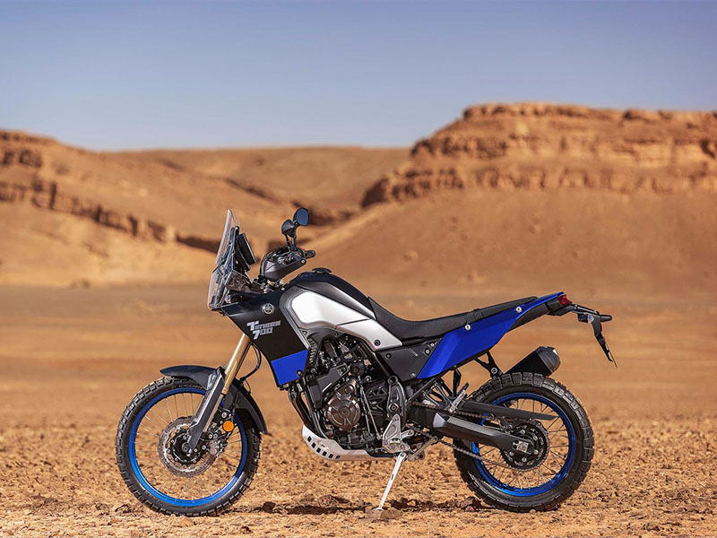 2021 Yamaha Ténéré 700 in Zephyrhills, Florida - Photo 6