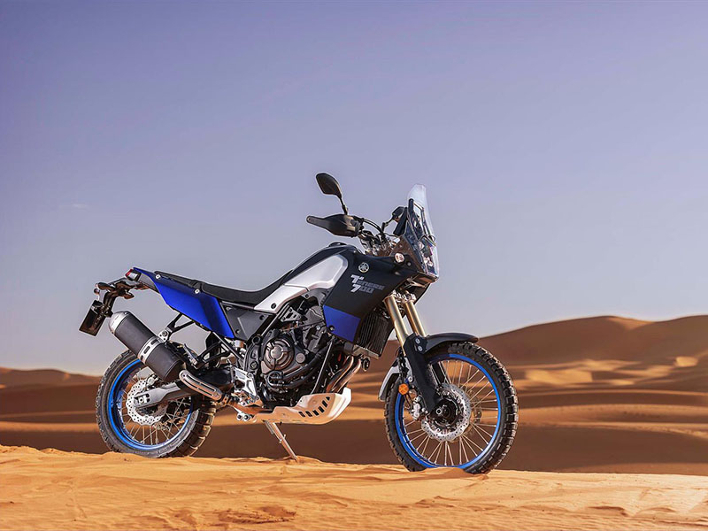 2021 Yamaha Ténéré 700 in Zephyrhills, Florida - Photo 8