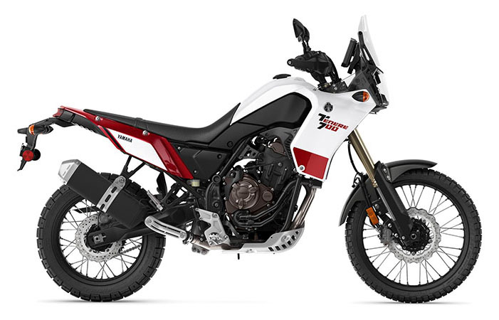 2021 Yamaha Ténéré 700 in Danbury, Connecticut - Photo 1
