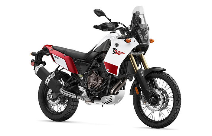 2021 Yamaha Ténéré 700 in Laurel, Maryland - Photo 2