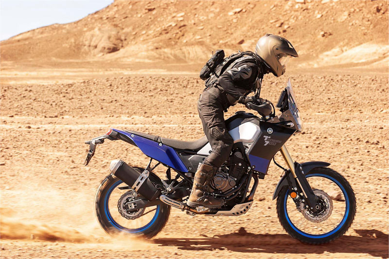 2021 Yamaha Ténéré 700 in Iowa City, Iowa - Photo 7
