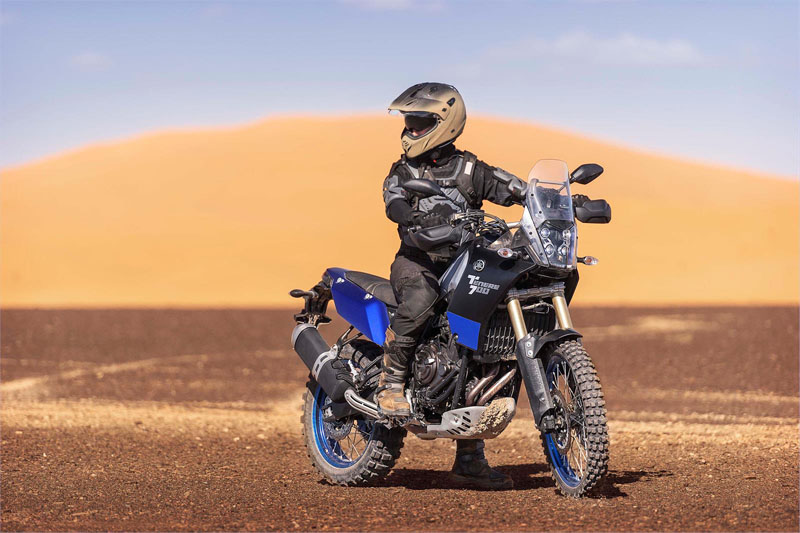 2021 Yamaha Ténéré 700 in Lakeport, California - Photo 15