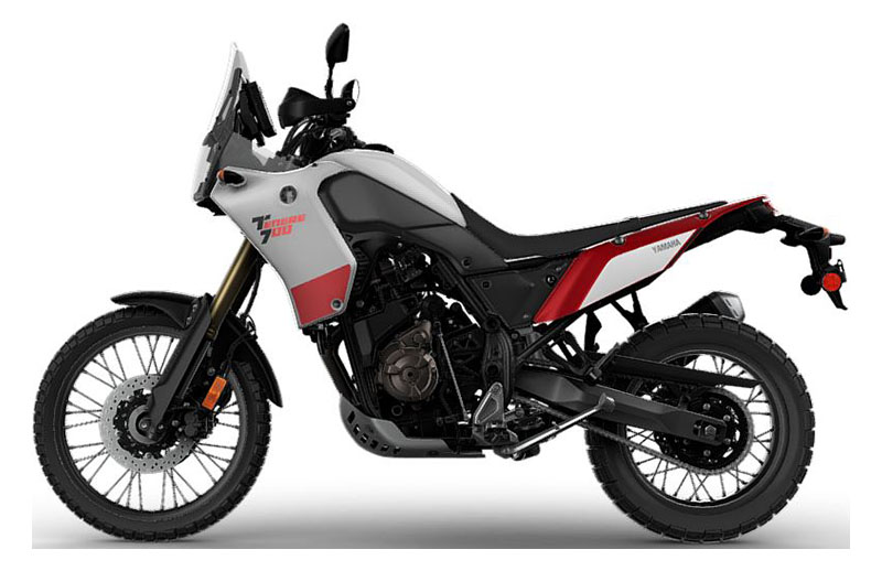 2021 Yamaha Ténéré 700 in Bear, Delaware - Photo 2