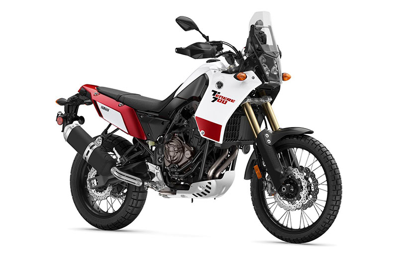 2021 Yamaha Ténéré 700 in Victorville, California - Photo 3