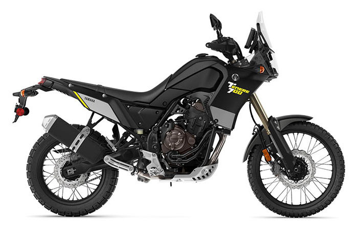 2021 Yamaha Ténéré 700 in Sacramento, California - Photo 1