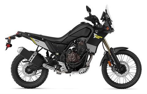 2021 Yamaha Ténéré 700 in Johnson Creek, Wisconsin
